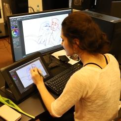 pracownia animacji rysunkowej 2018